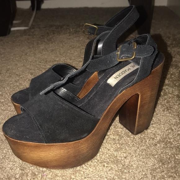 fb5f627dcd0 Steve Madden lulla platform heel. M 5be10c77aaa5b859153458d7